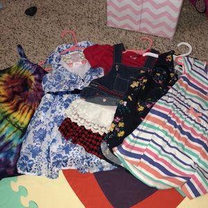 Other - Toddler girl summer dresses